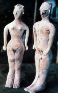"""Abb. 5 """"Eva und Adam"""" (1992)"""